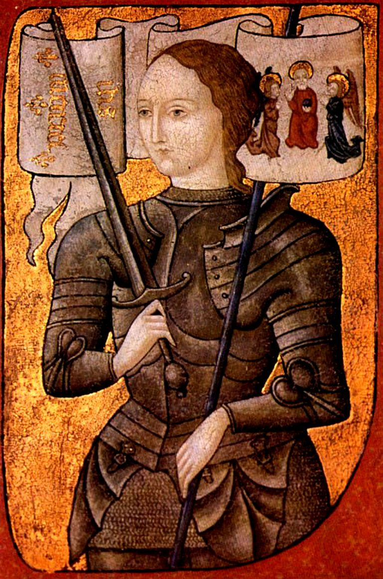 joan of arc one of the most admired female figures in history The 100 most significant figures in history our algorithms also don't include many women at the very top: 95 joan of arc.